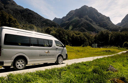 Routeburn Track Transport