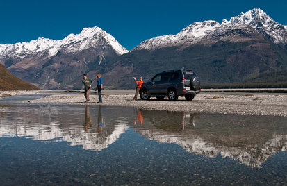 Glenorchy Lord of the Rings Tour