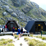 Harris Saddle Shelter